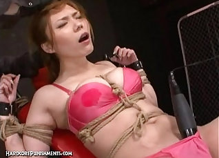 Bondage slave extreme her end |