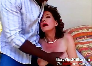 cute housewife rides please struggling black dick  