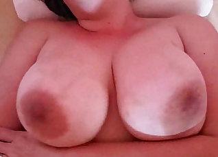 Hot milf pov big boobs tits  