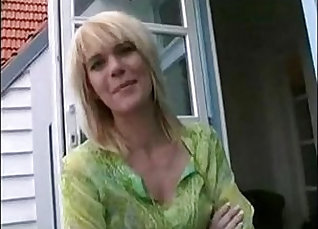Helpless Housewife in rough anal bang  