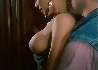 Busty black bitch in huxm |