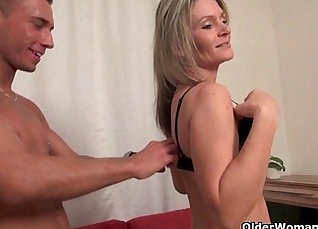 Amazing Big Tit MILF Gets Herself Off With A Raw Cum  