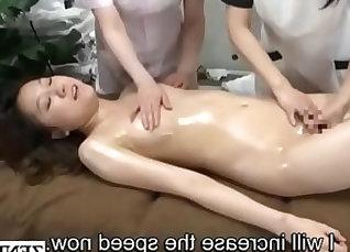 Lesbian Finger Massage Interracial |