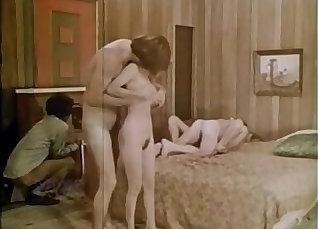 Misti Dawn in vintage porn clip read from behind |