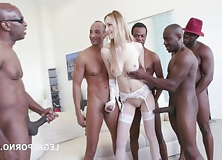 BBC loving babes swallow their load |